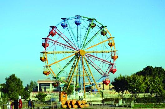 The Ferris Wheel at Tatara Park
